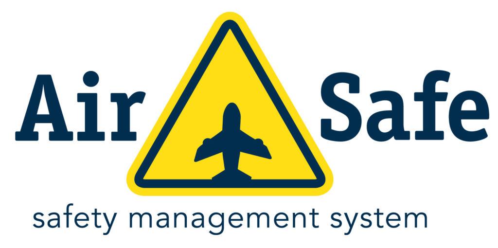 Safety management system logo