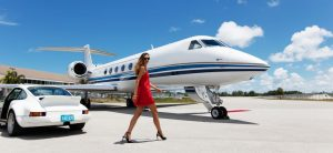 Punta cana international airport private charter client reefjet
